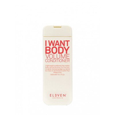 APRÈS-SHAMPOOING VOLUME I WANT BODY | ELEVEN