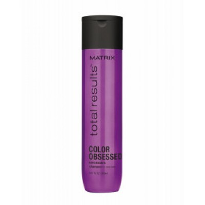 SHAMPOOING TOTAL RESULTS COLOR OBSESSED   MATRIX